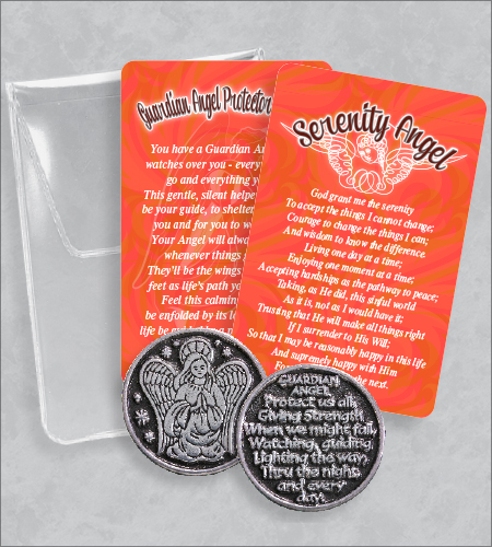 Serenity Prayer Token Packet