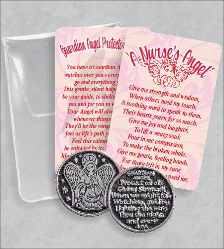 Nurses Prayer Token Packet
