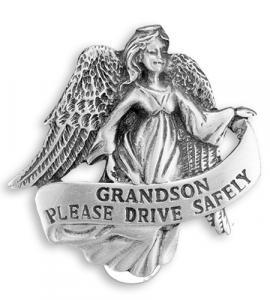 Grandson Highway Auto Visor Clip