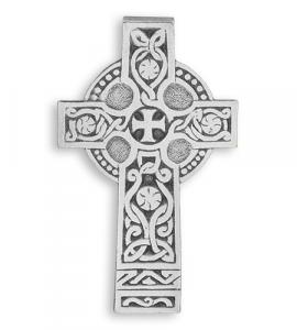 Celtic Cross Auto Visor Clip