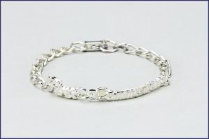 First Co mmuion Silver Bracelet