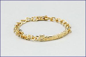 First Co mmuion Gold Bracelet