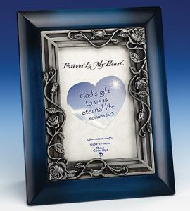 4 in x 6 in in Forever In My Heart Photo Frame