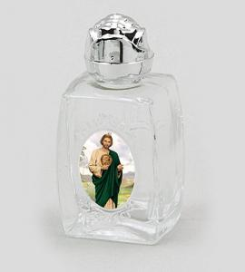 St Jude Holy Water Bottle