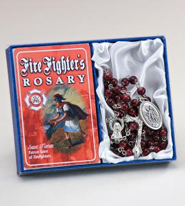 St Florian Firefighter Rosary