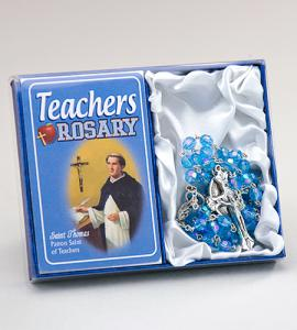 Saint Thomas Aquinas Teacher Rosary