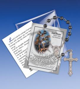 Saint Michael Police One Decade Rosary