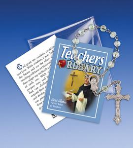 Saint Thomas Aquinas Teacher One Decade Rosary