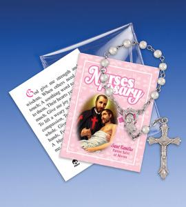 Saint Camillus Nurses One Decade Rosary