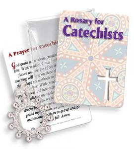 Catechists Rosary Ring Packet
