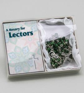 Lectors Rosary In Blue Box
