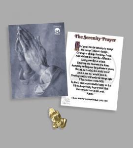 RECOVERY LAPEL PIN