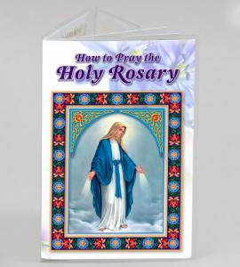 Our Lady of Grace Pray The Rosary Packet