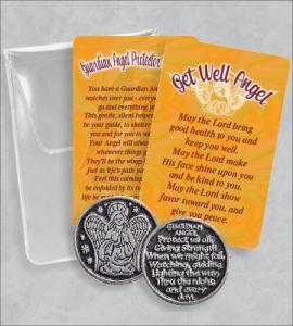 Get Well Prayer Token Packet