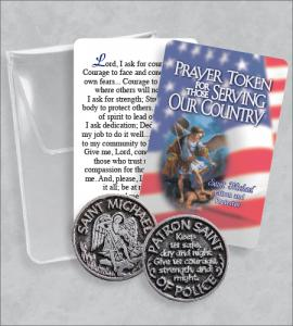 SERVING OUR COUNRTY PRAYER TOKEN PACKET