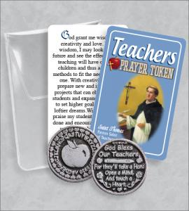 Teacher's Prayer Token Packet