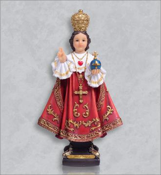 8 in Infant of Prague