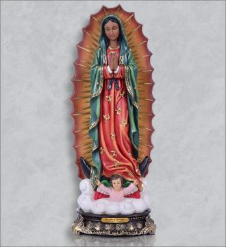 8 in Our Lady of Guadalupe