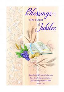 General Jubilee Greeting Card